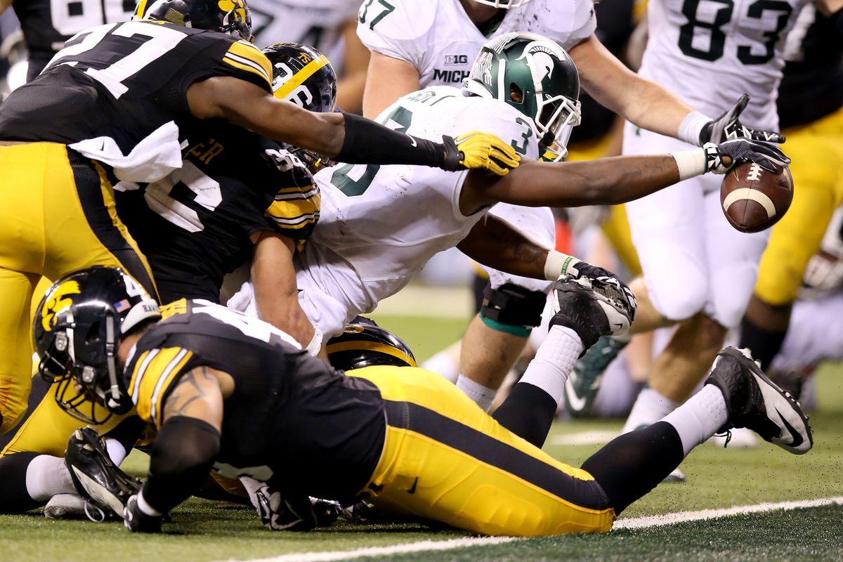 Michigan State Spartans Football Cotton Bowl Vs Alabama Open