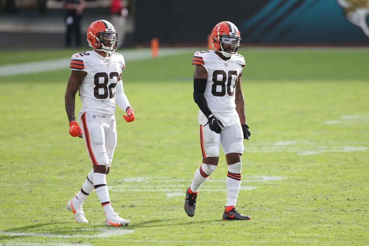 NFL: NOV 29 Browns at Jaguars
