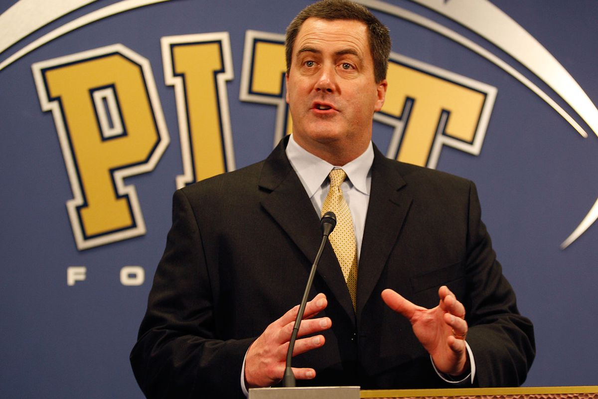 Paul Chryst landed his 5th 2013 commit over the weekend.  (Photo by Jared Wickerham/Getty Images)
