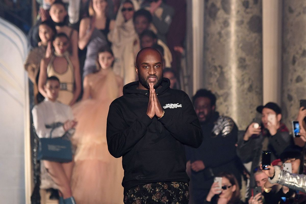 893dcb3db892 Virgil Abloh Is Louis Vuitton s New Menswear Creative Director - Racked