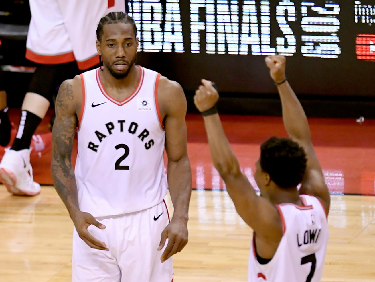 The Bucks stop here: Raptors advance to first NBA Finals