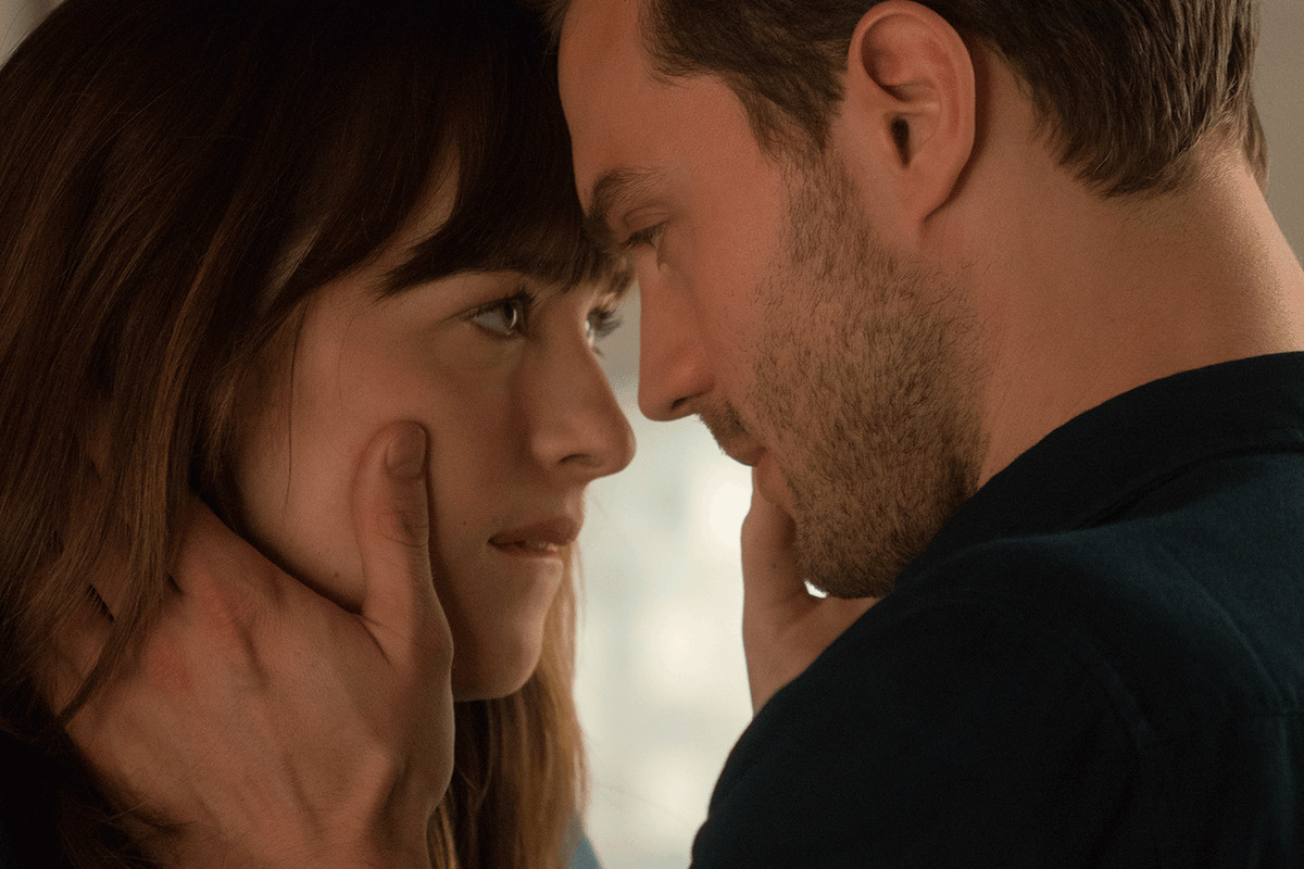 How Many Shades Darker Is Fifty Shades Darker Really The Verge