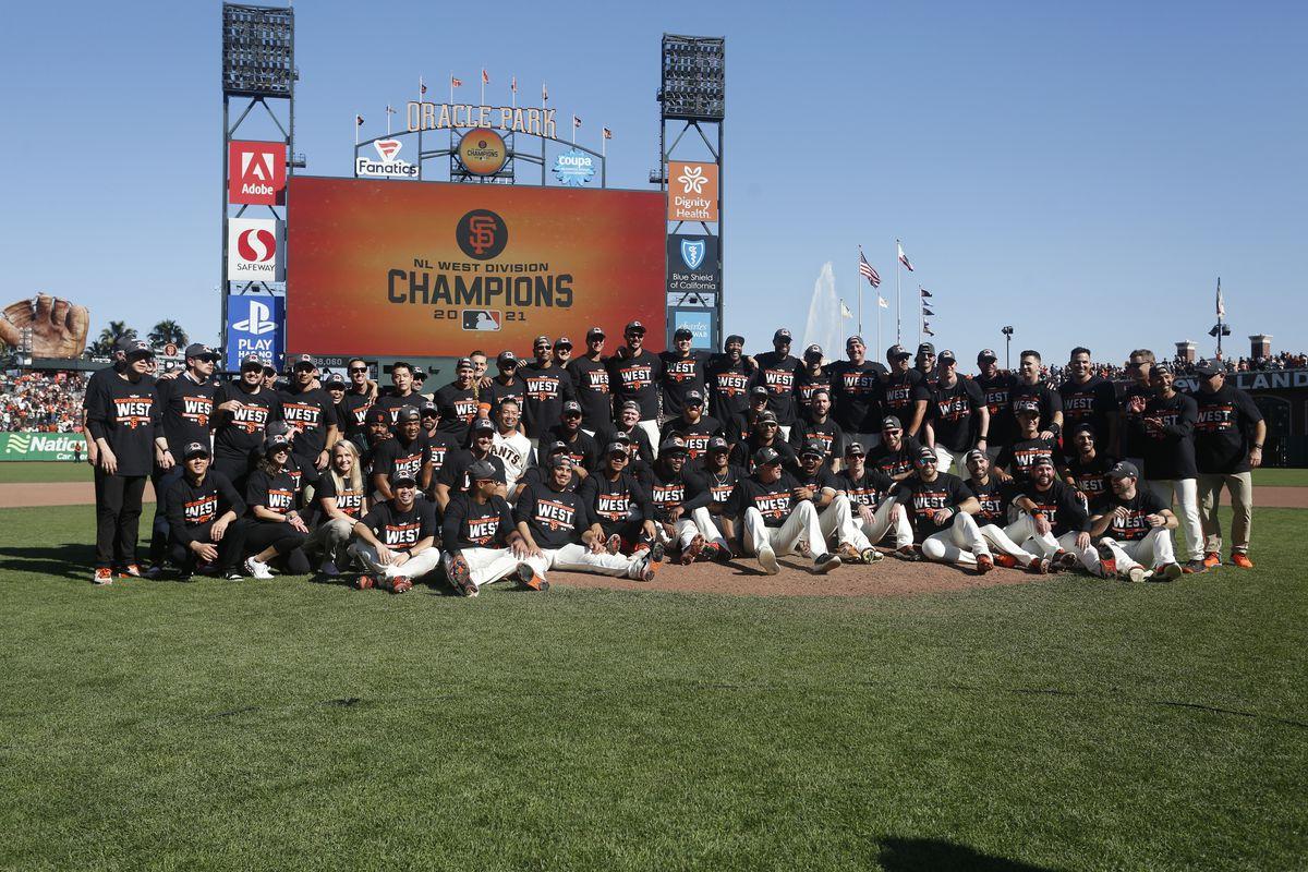 MLB: OCT 03 Padres at Giants