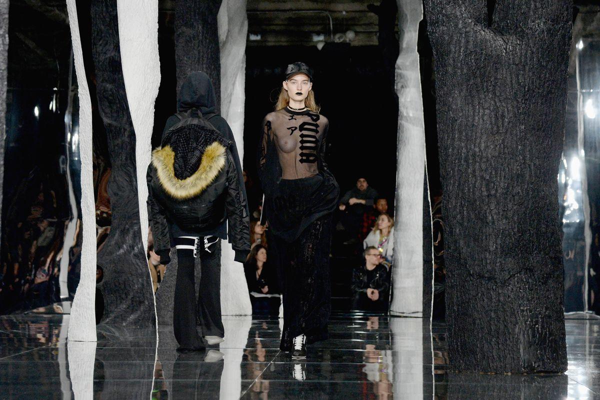 online store 37909 cf85b Rihanna's Fenty Puma Bomber Jacket Backpack Might Be the ...