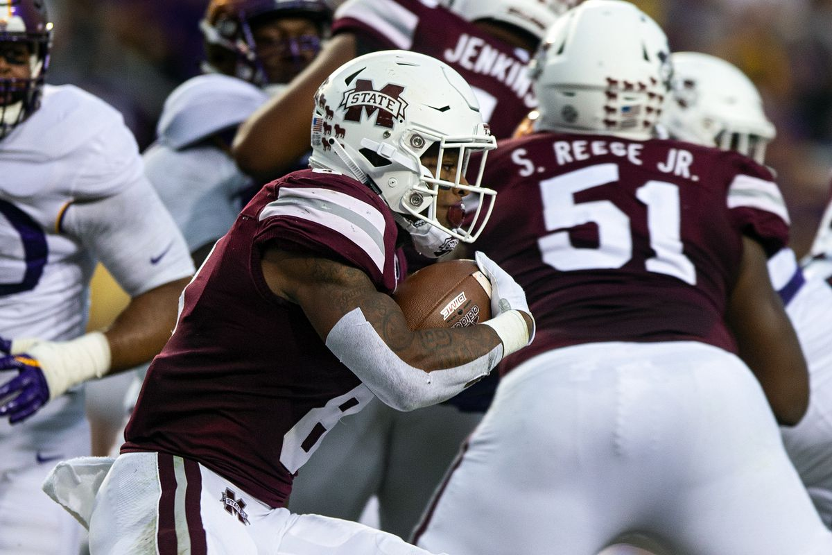 COLLEGE FOOTBALL: OCT 20 Mississippi State at LSU