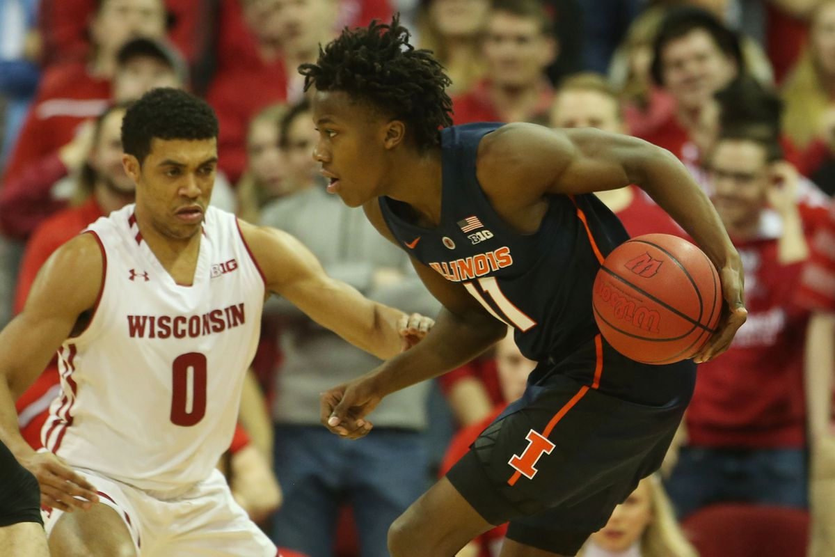 Wisconsin Badgers Basketball Vs Illinois How To Watch And