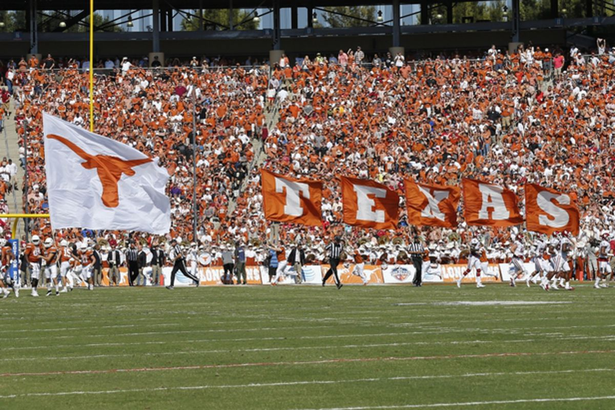 Texas Longhorns Football Today Is The Most Valuable Program In Game Foundation Was Built Over 50 Years Ago