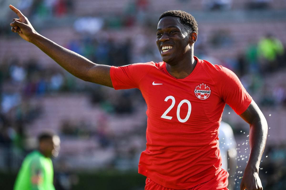 2019 CONCACAF Gold Cup - Group A: Canada v Martinique