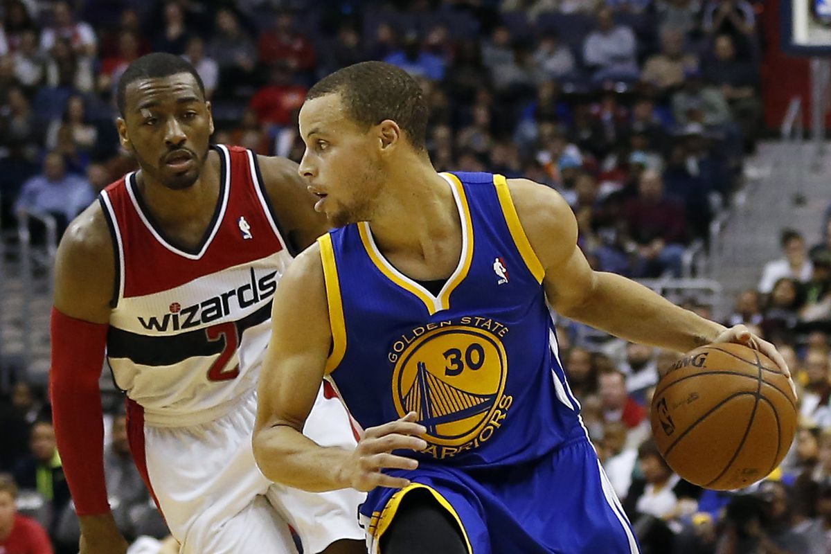 08d48c5a7a0 John Wall vs. Stephen Curry is what we deserve - Bullets Forever