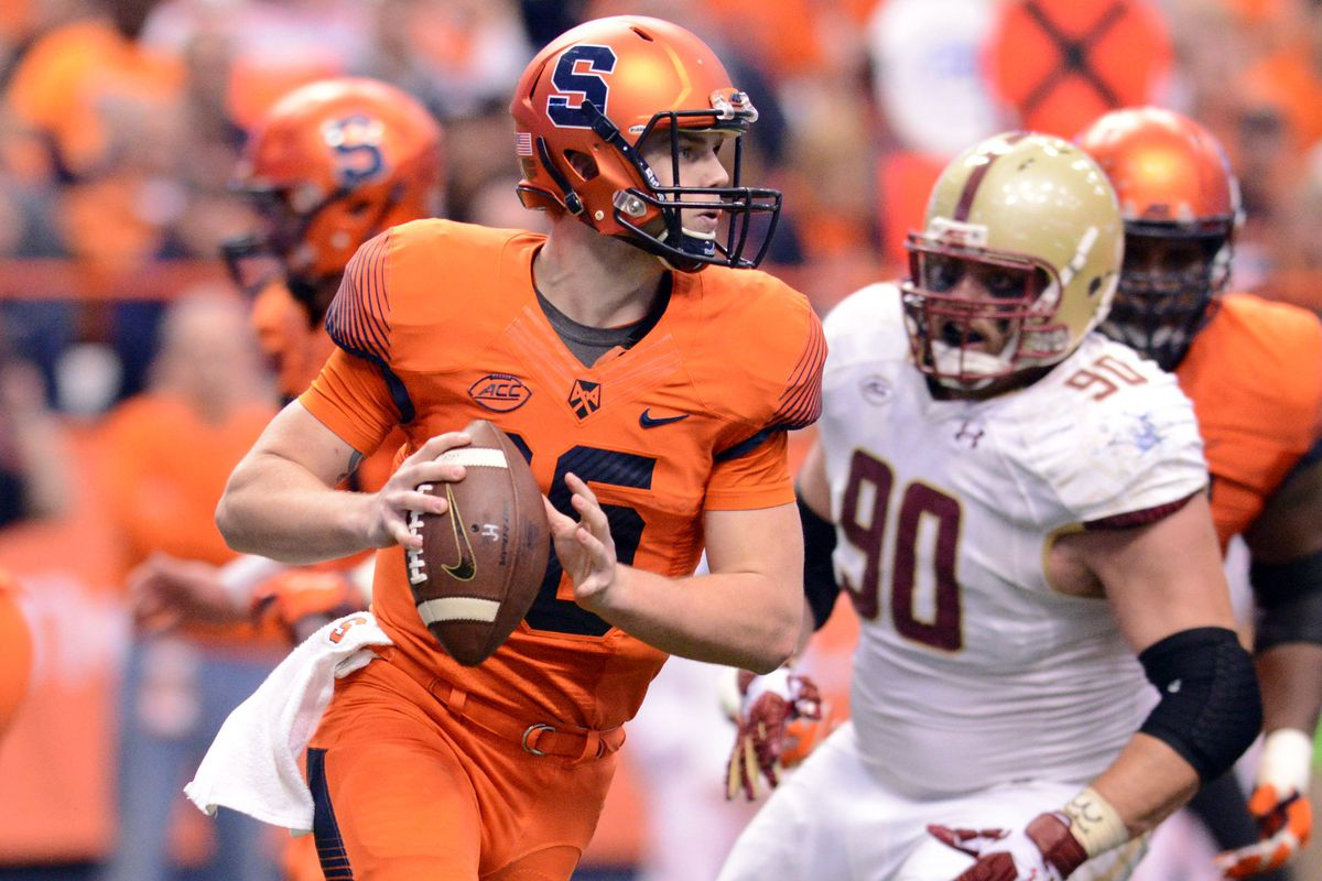 Boston College Football Schedule: Moving Syracuse Off