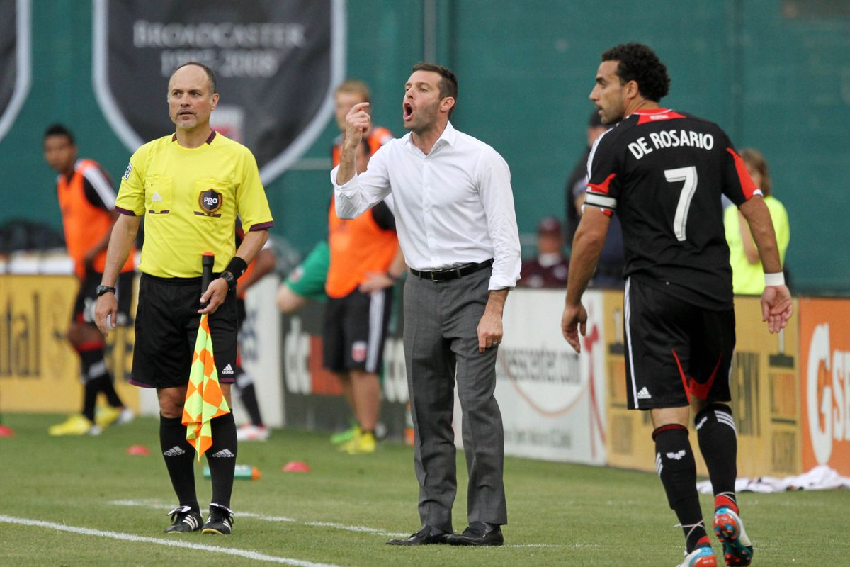 Can head coach Ben Olsen and captain Dwayne De Rosario get D.C. United moving in a positive direction in June?