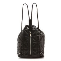"""<strong>Milly</strong> Avery Quilted-Leather Backpack, <a href=""""http://www.saksfifthavenue.com/main/ProductDetail.jsp?PRODUCT%3C%3Eprd_id=845524446722734"""">$450</a> at Saks Fifth Avenue"""