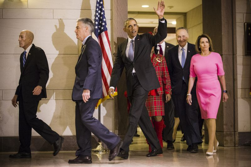 GettyImages_630947062 Nancy Pelosi's last stand