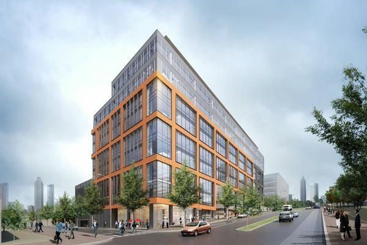 [Renderings by Genlser architects, via ABC.]
