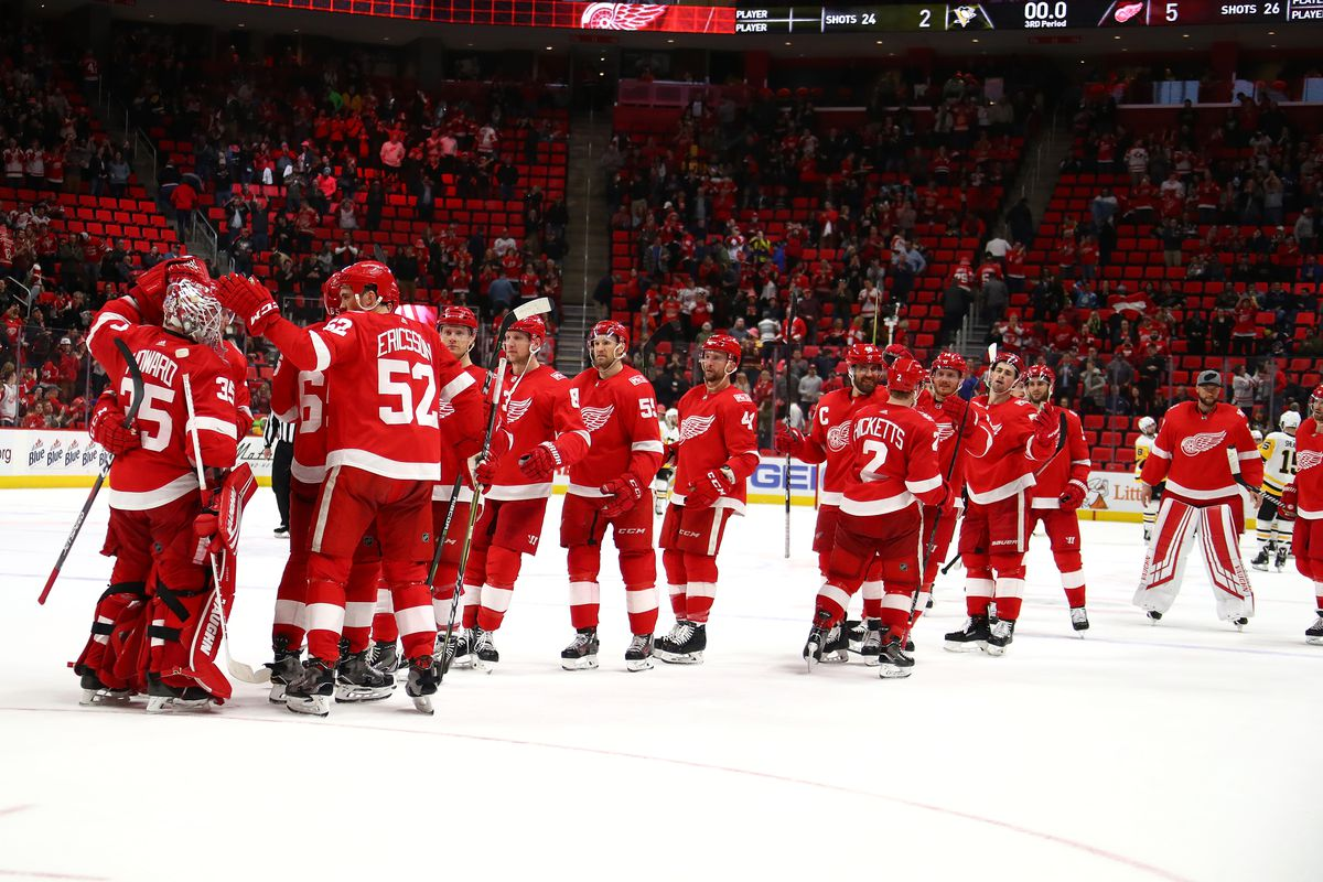 Three Things to Watch for the Red Wings this Season - Winging It In ... 4937bf740