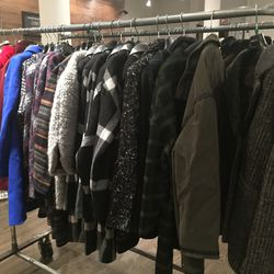 Coats, $130