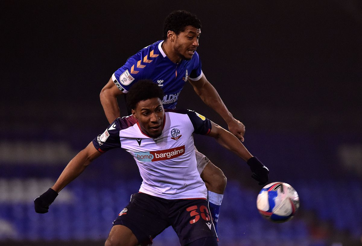 Oldham Athletic v Bolton Wanderers - Sky Bet League 2