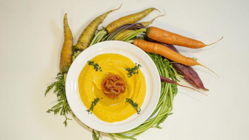socialeats vegetable hummus