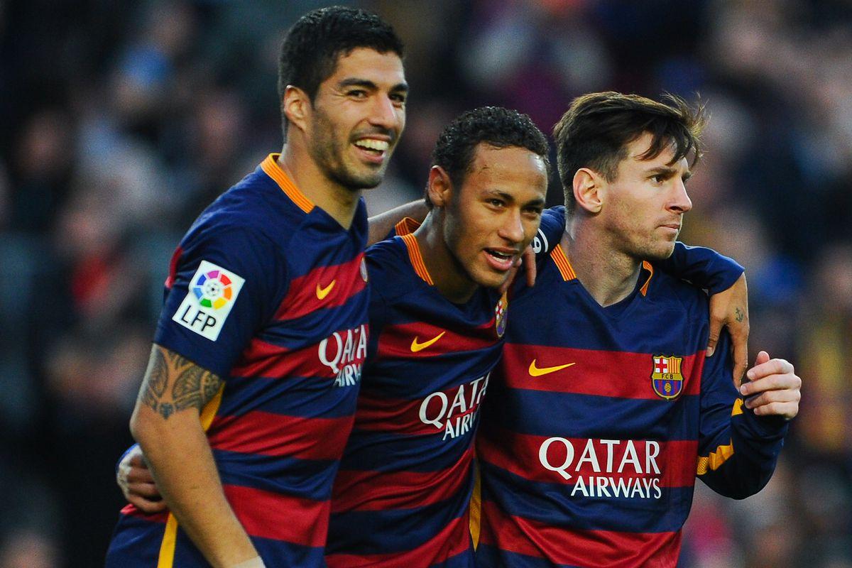 Image result for barcelona msn