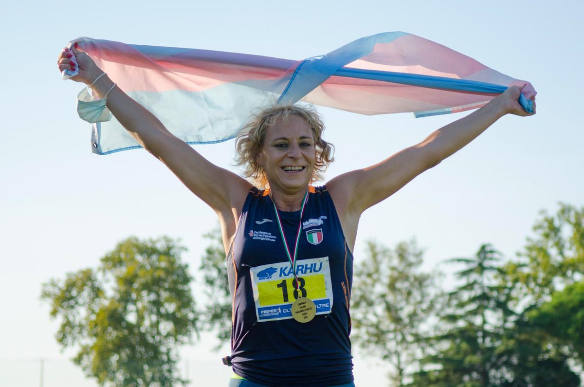 Valentina Petrillo Italy paralympics