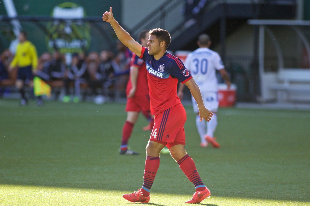 Quincy Amarikwa gets the start tonight! Get some, Quincy.