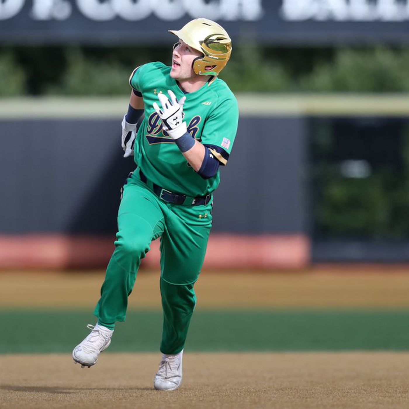 official photos daf99 feeba Notre Dame Baseball Broke An ACC Record This Week - One Foot ...