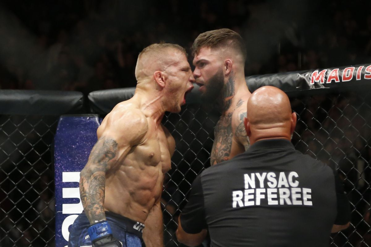 Ufc 227 Dillashaw Vs Garbrandt Prelims Live Results Discussion Play By Play Bloody Elbow