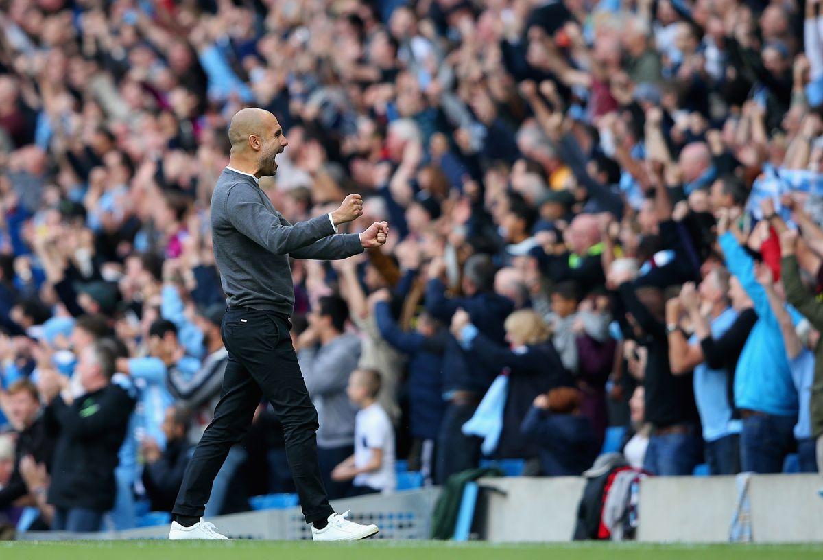 Manchester City v Stoke City - Premier League