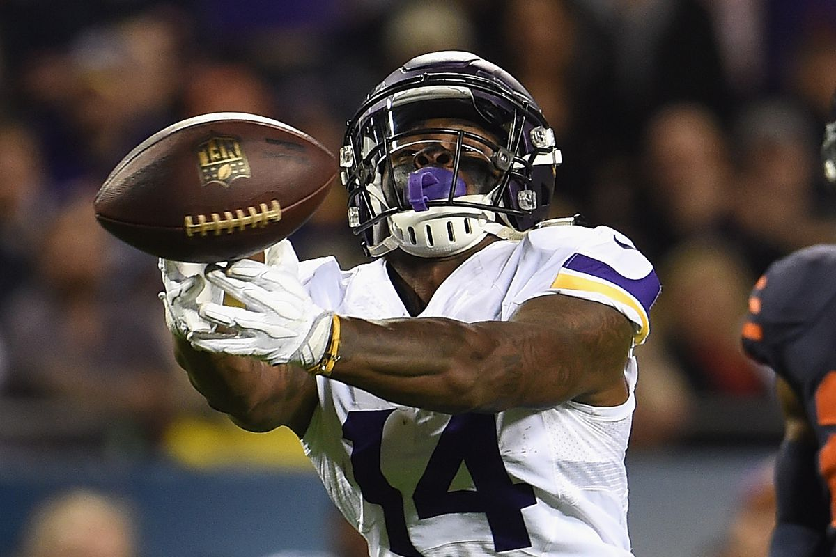 Stefon Diggs injury update How to handle Vikings WR vs Ravens