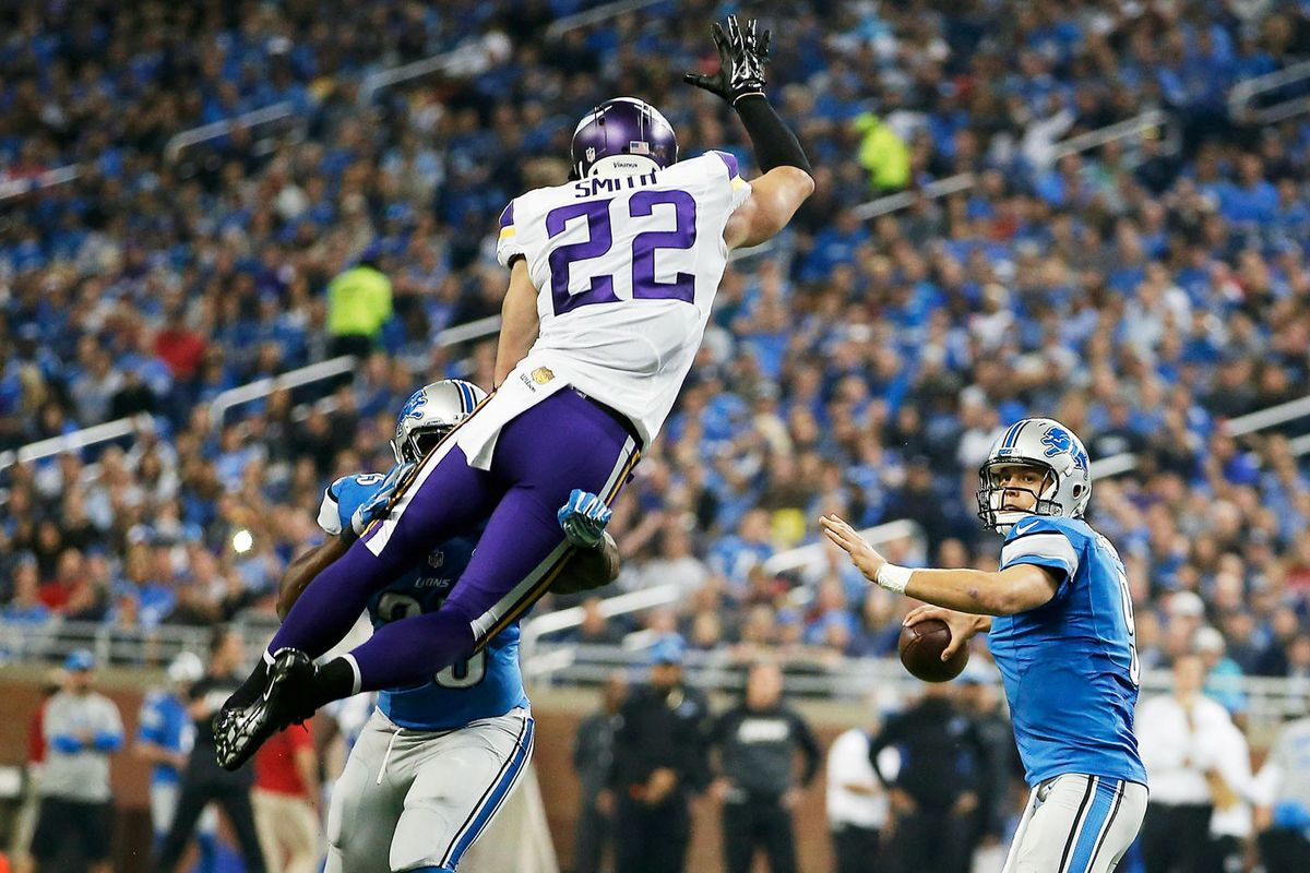 Harrison Smith (GettyImages)