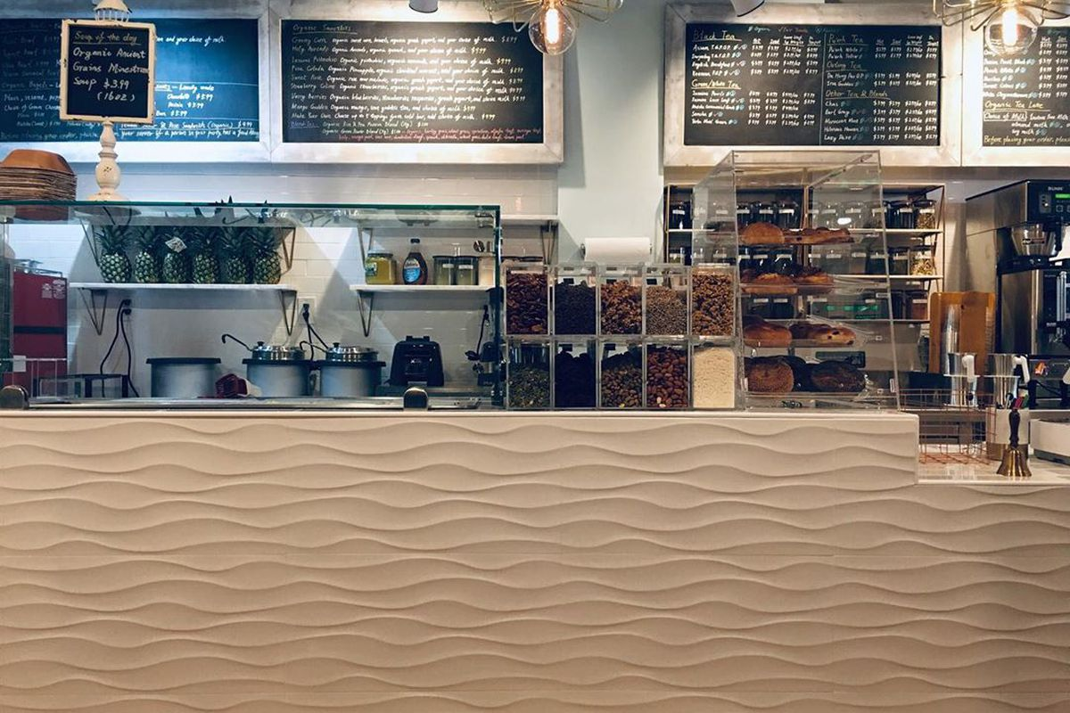 Egalitea Organic Cafe Opens in Boston's Back Bay With Tea and More
