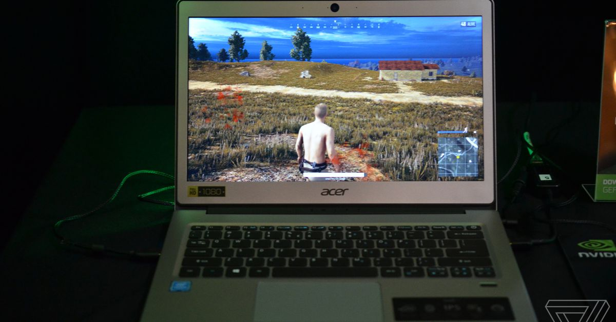 This app can transform your cheap laptop into a gaming PC