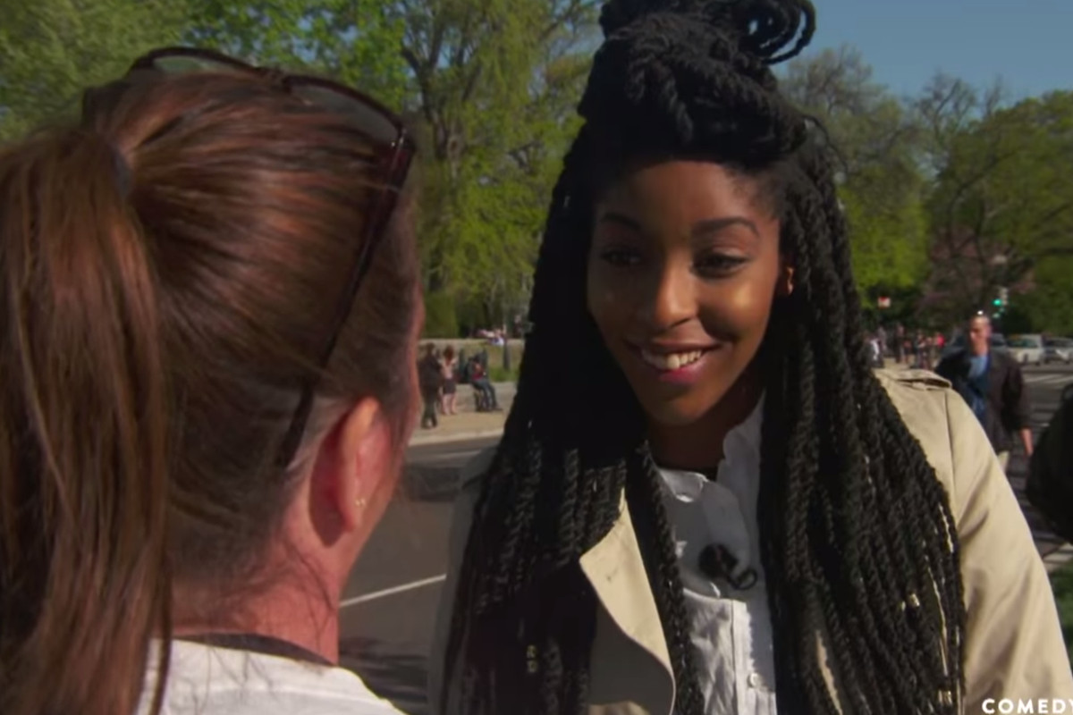 Jessica Williams is one of the freshest, funniest Daily Show correspondents of the moment, and she's not leaving when Jon Stewart does.