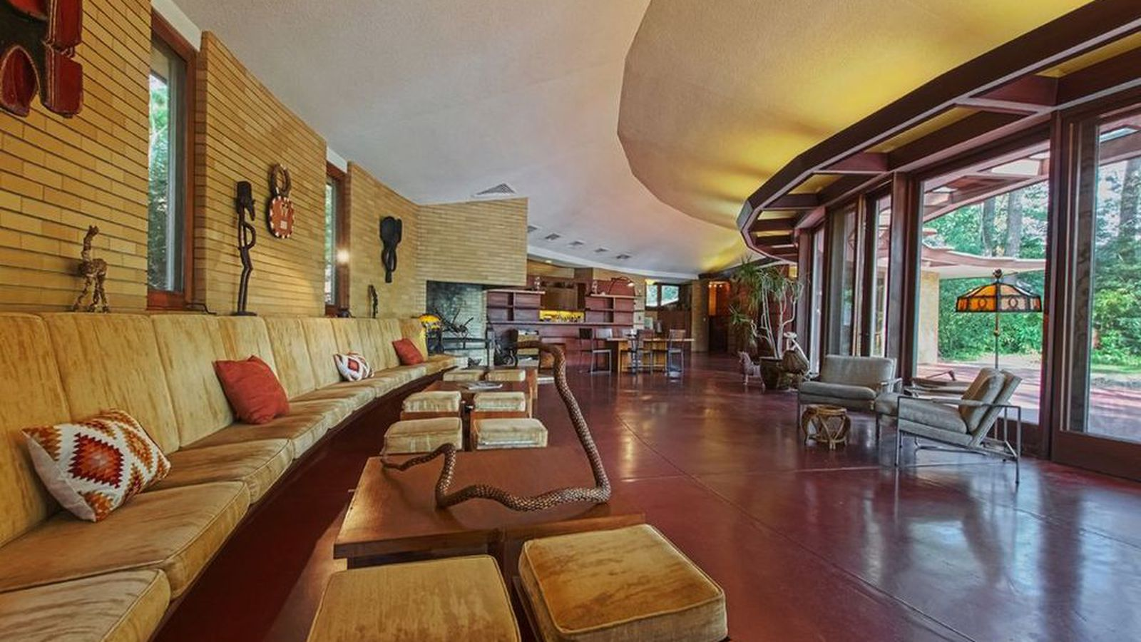 9 best frank lloyd wright homes for sale in 2016 curbed for Franks homes