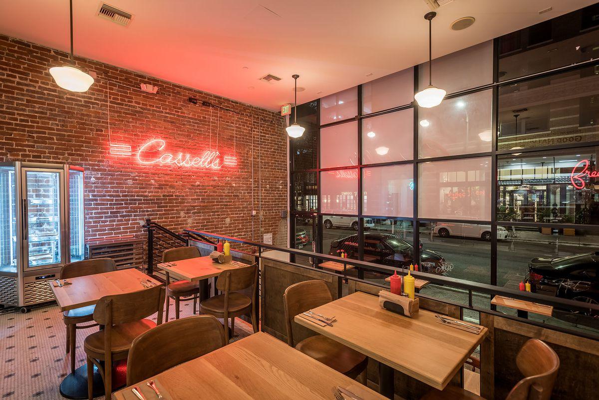 Cassell's Hamburgers Downtown