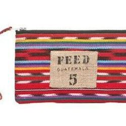 """<a href=""""http://www.feedprojects.com/shopping_product_detail.asp?pid=49518&catID=3679"""">FEED Guatemala pouch</a>, $25.00, feedprojects.com"""