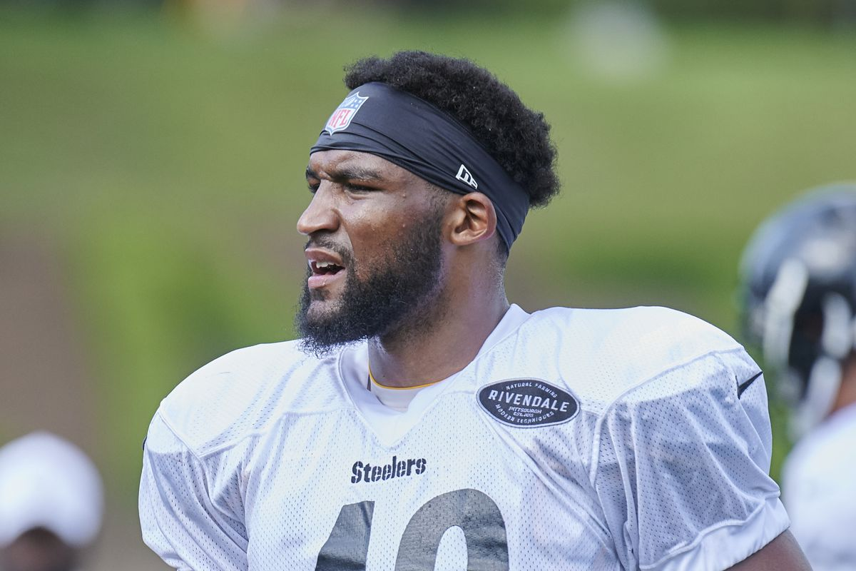 NFL: JUL 31 Steelers Training Camp