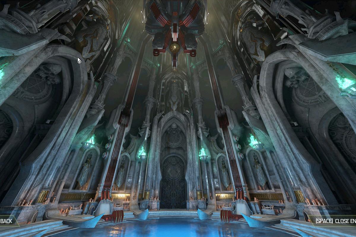 Nekravol in Doom Eternal