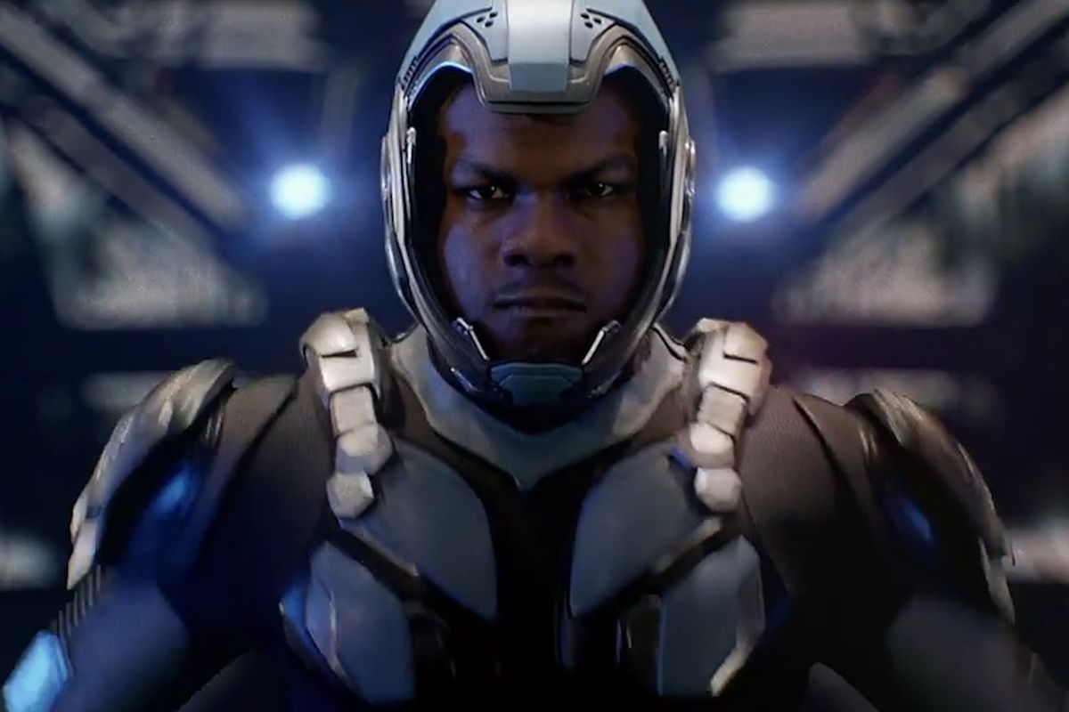 First 'Pacific Rim Uprising' trailer released at NYCC