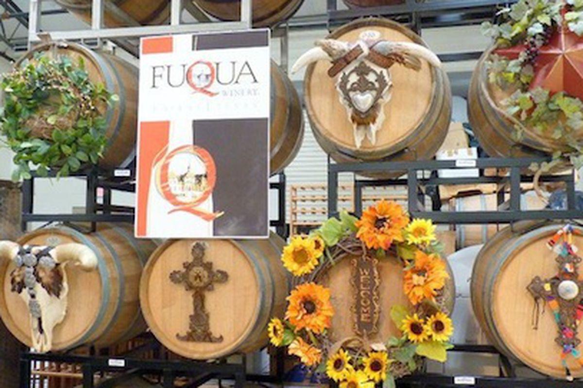 Fuqua Winery.