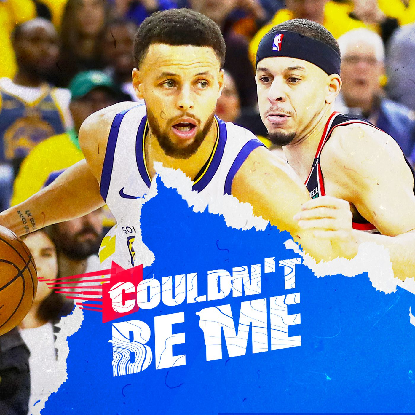 f5af54790 Couldn't Be Me: Help, my brother is Steph Curry