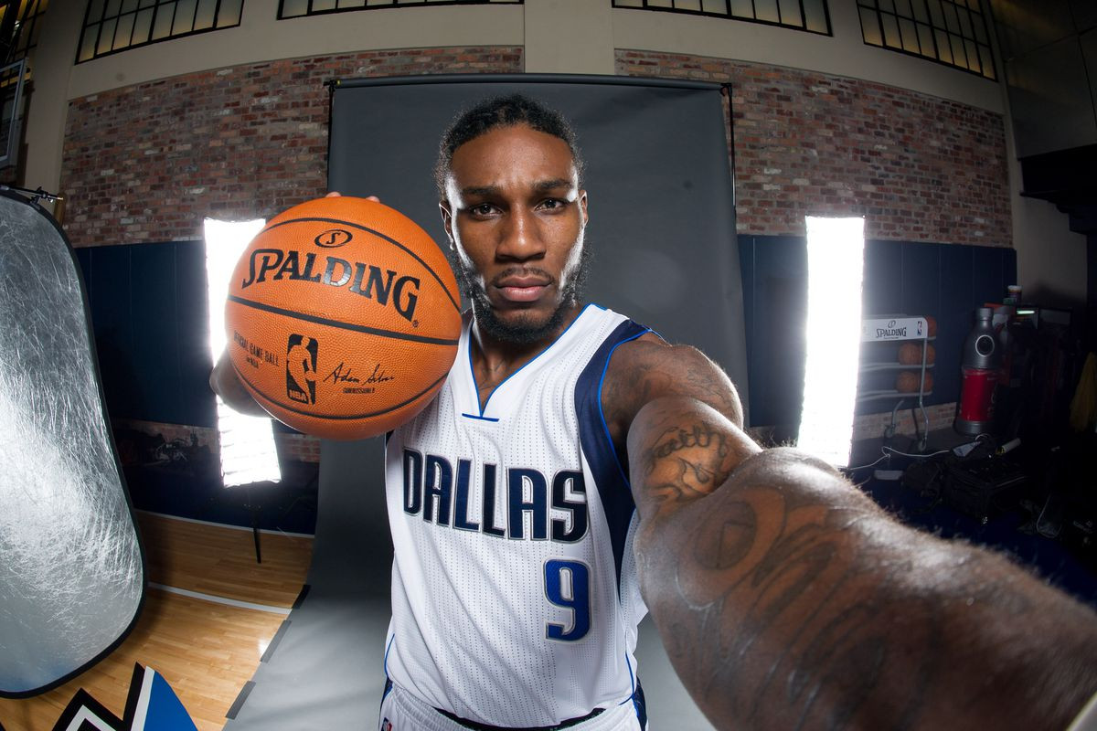 Jae Crowder is looking to step up his game this year.