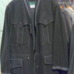 Gaultier for Bergdorf Goodman coat, $200