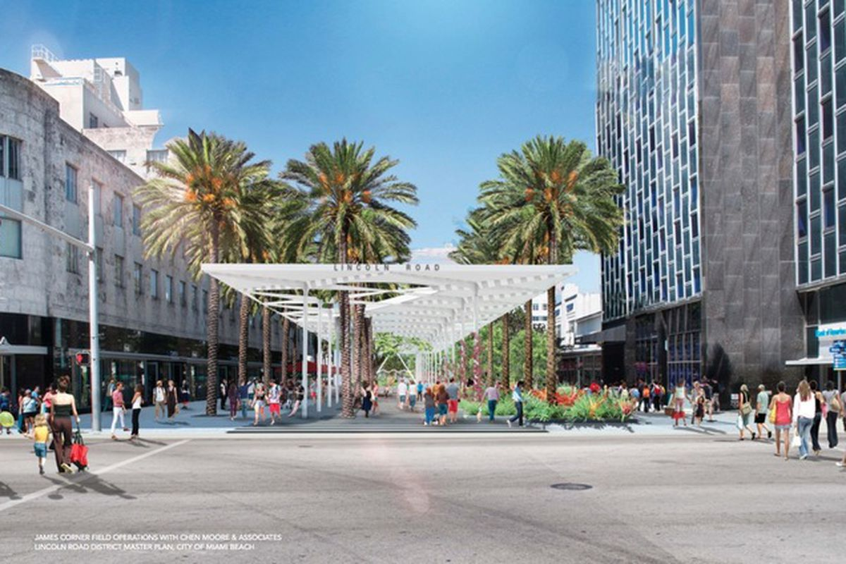 james corner field ops drops their revised lincoln road