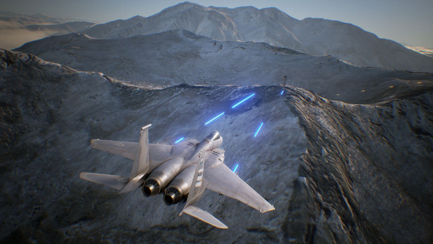 Ace Combat 7 Skies Unknown Review The Verge