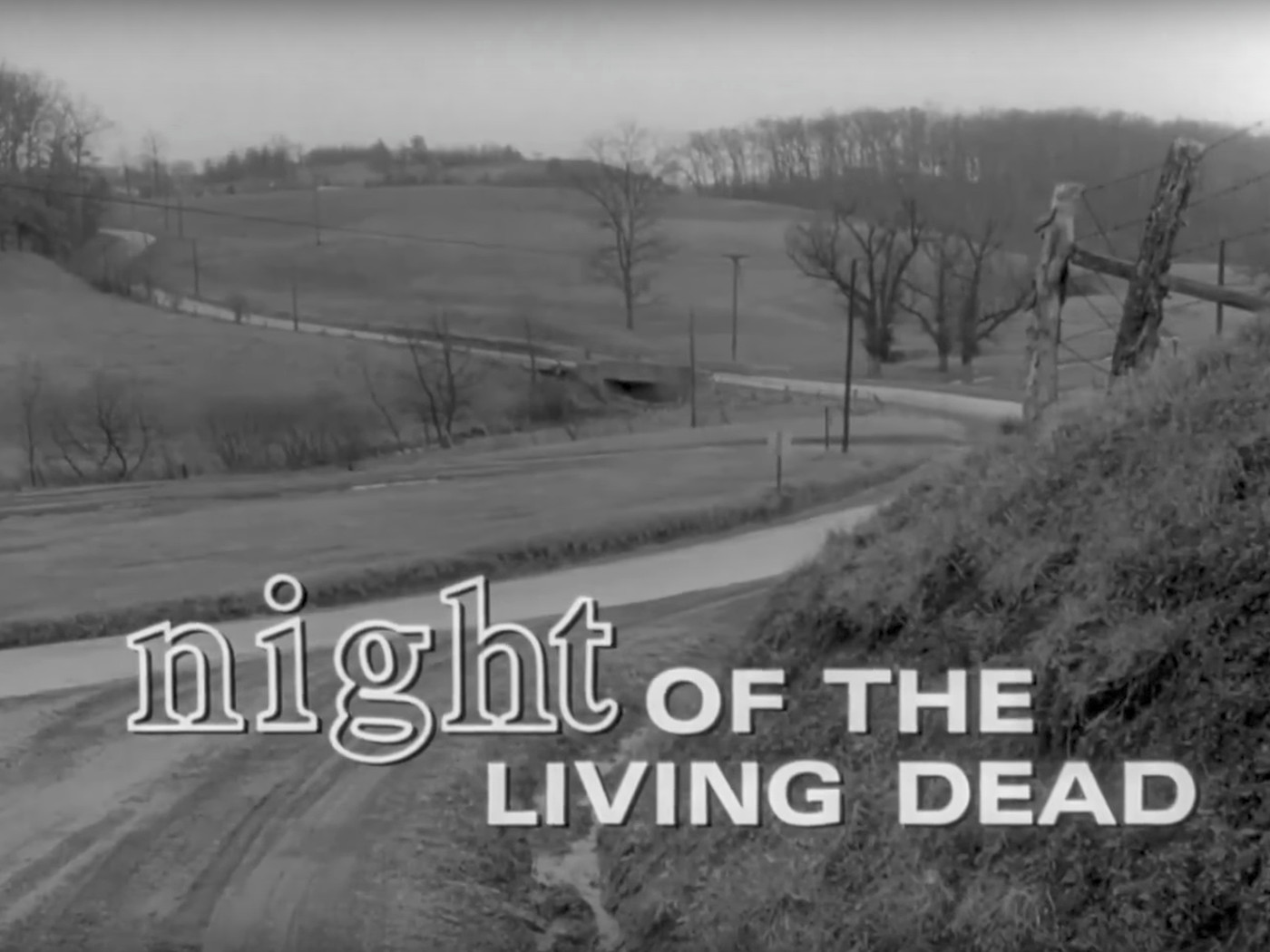 The Popularity Of Zombies Is Due To A Mistake In Night Of The Living