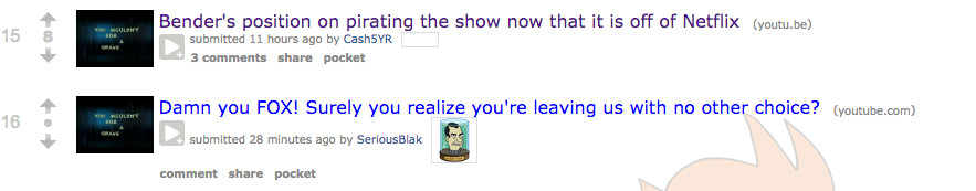 Futurama fans are retaliating against Netflix's removal of