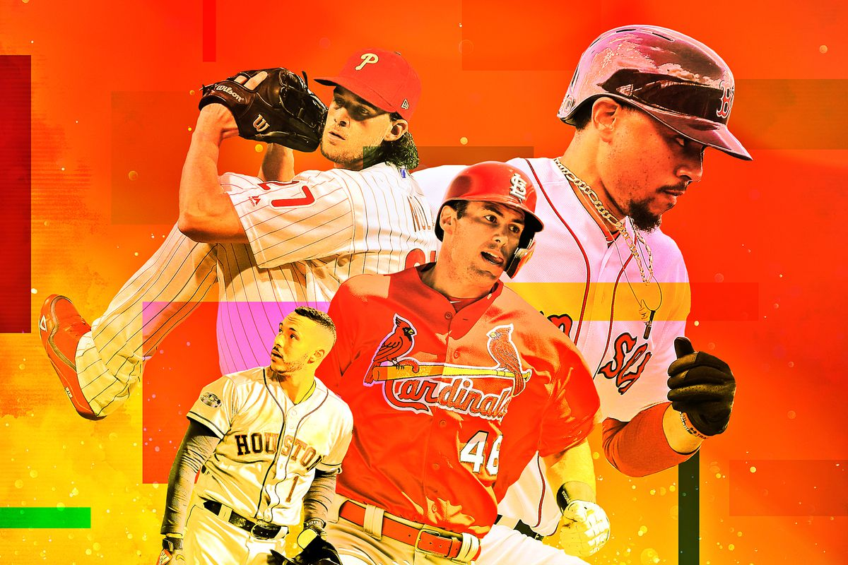 c90aee2fbfe The Houston Astros Top the 2019 MLB Preseason Power Rankings - The ...