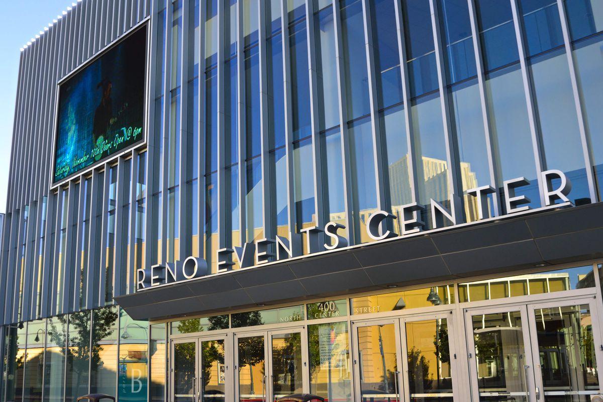 The Reno Events Center.