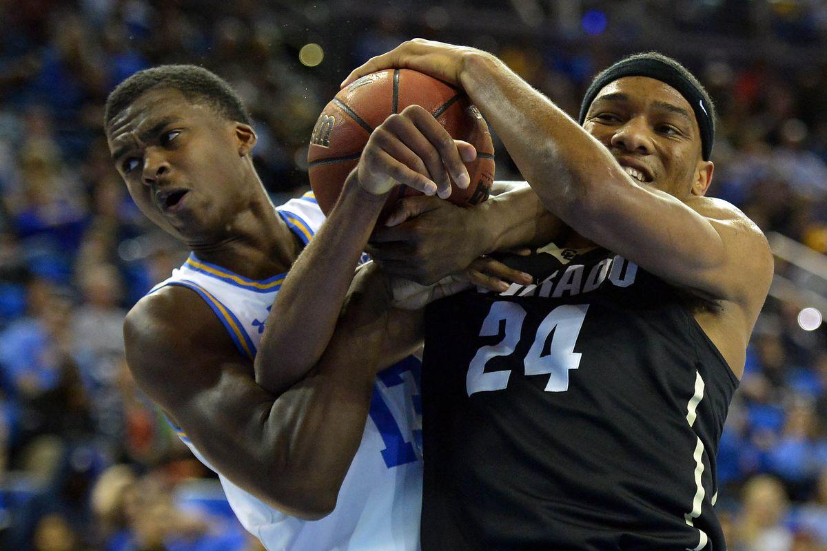 NCAA Basketball: Colorado at UCLA